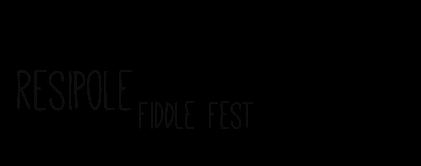 resipole fiddlefest logo